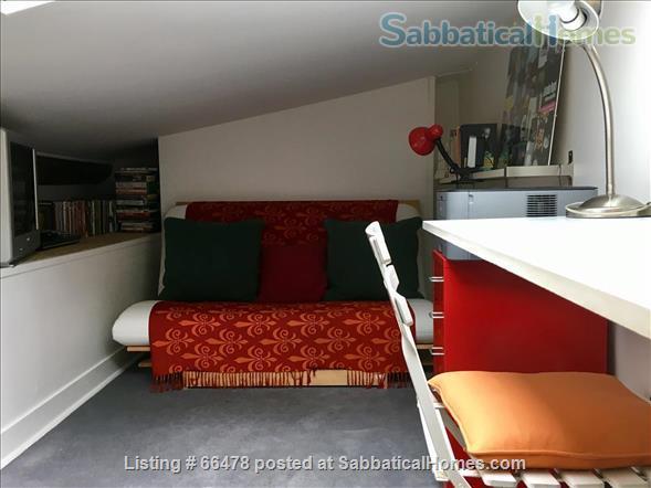 Wonderful apartment in Paris (5e arrondissement, near Mouffetard) Home Rental in Paris, IDF, France 6