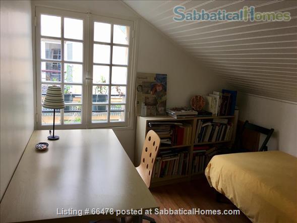 Wonderful apartment in Paris (5e arrondissement, near Mouffetard) Home Rental in Paris, IDF, France 8