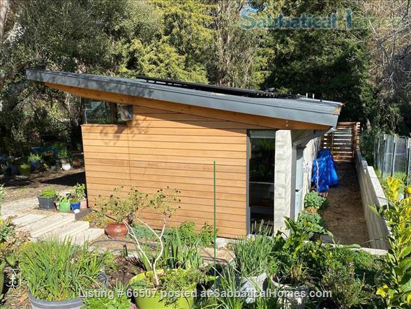 House to share  near Berkeley California  Home Rental in Kensington, California, United States 4