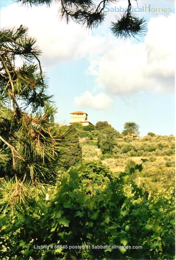 Lovely  apartment in foothills of Florence Home Rental in Florence 9