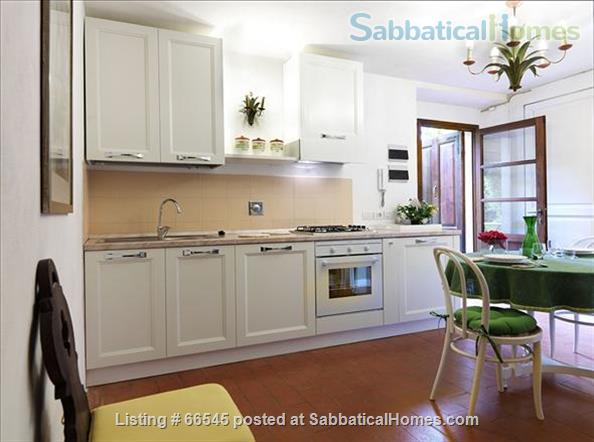 Lovely  apartment in foothills of Florence Home Rental in Florence 1