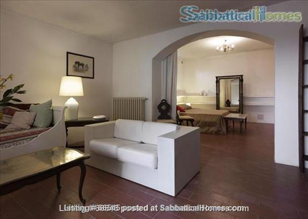 Lovely  apartment in foothills of Florence Home Rental in Florence 0