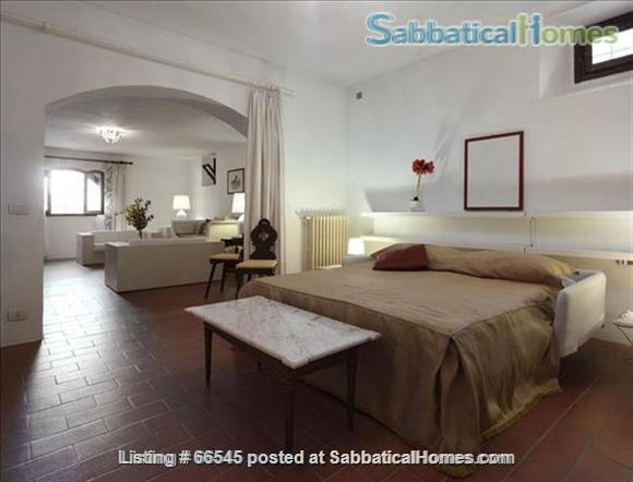 Lovely  apartment in foothills of Florence Home Rental in Florence 3