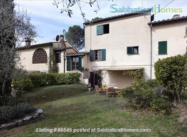 Lovely  apartment in foothills of Florence Home Rental in Florence 5