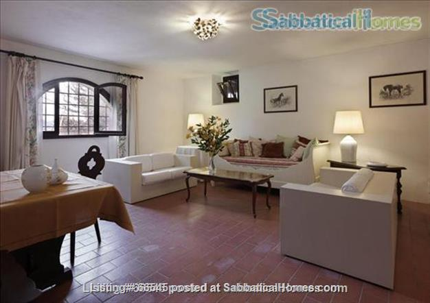 Lovely  apartment in foothills of Florence Home Rental in Florence 7
