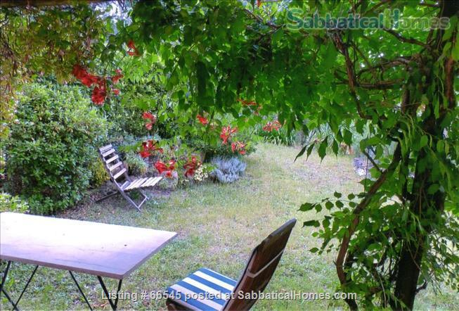 Lovely  apartment in foothills of Florence Home Rental in Florence 8