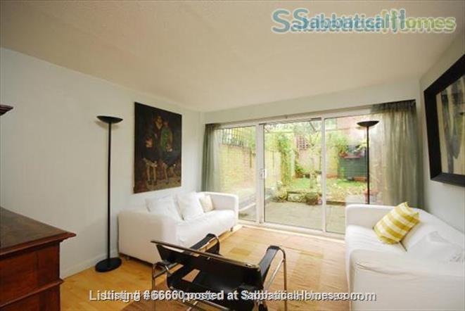 Charming 3 bedroom house quiet residential crescent 15min train- Victoria Home Rental in Greater London, England, United Kingdom 0