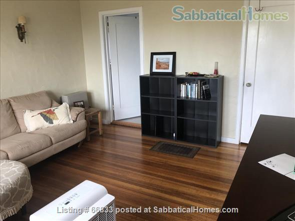 One bedroom Apt in Berkeley Hills - All bills Included! Private large garden Home Rental in Berkeley, California, United States 2
