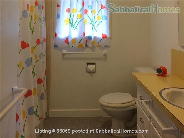 3-bedroom house in the Berkeley Hills Home Rental in Berkeley, California, United States 9
