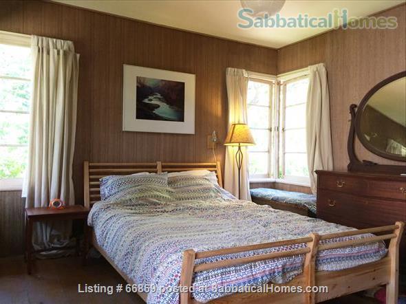 3-bedroom house in the Berkeley Hills Home Rental in Berkeley, California, United States 2