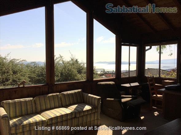 3-bedroom house in the Berkeley Hills Home Rental in Berkeley, California, United States 3