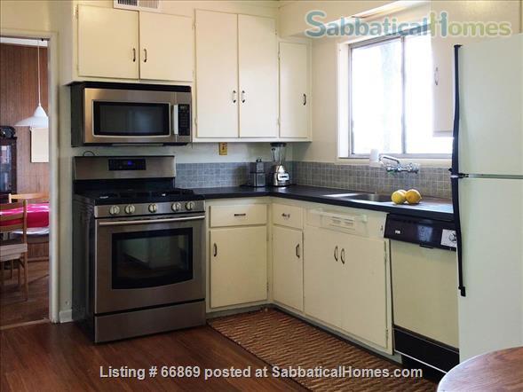 3-bedroom house in the Berkeley Hills Home Rental in Berkeley, California, United States 4