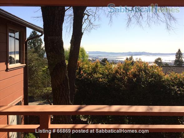 3-bedroom house in the Berkeley Hills Home Rental in Berkeley, California, United States 5
