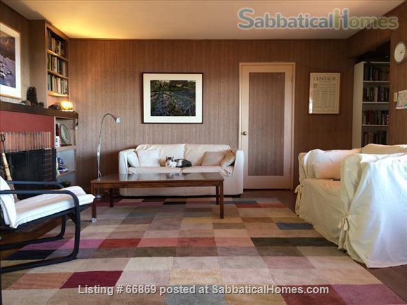 3-bedroom house in the Berkeley Hills Home Rental in Berkeley, California, United States 6