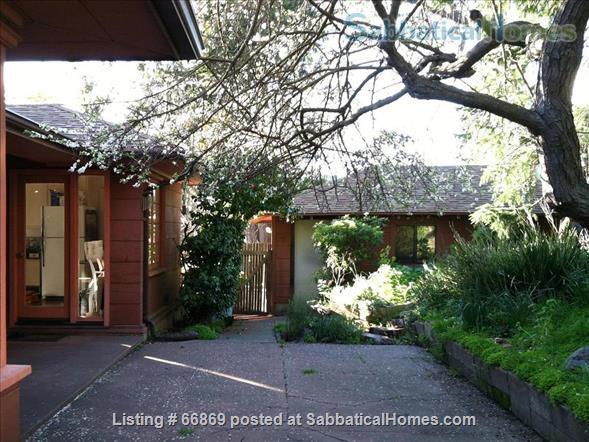 3-bedroom house in the Berkeley Hills Home Rental in Berkeley, California, United States 7