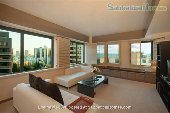 Los Angeles high-rise condo in Westwood/Century City  Home Rental in Los Angeles, California, United States 1