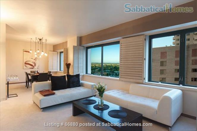 Los Angeles high-rise condo in Westwood/Century City  Home Rental in Los Angeles, California, United States 0