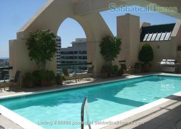 Los Angeles high-rise condo in Westwood/Century City  Home Rental in Los Angeles, California, United States 2