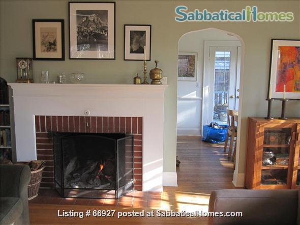 Very special 2-bedroom house near everything in NE Portland Home Rental in Portland, Oregon, United States 5