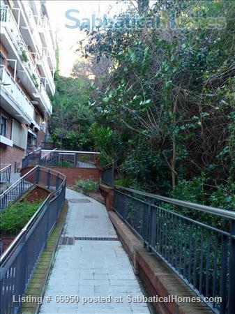 Convenient 2BR apartment right next to metro in Gracia / St Gervasi Home Rental in Barcelona, Catalunya, Spain 9