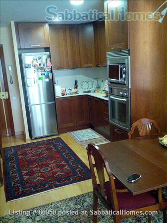 Convenient 2BR apartment right next to metro in Gracia / St Gervasi Home Rental in Barcelona, Catalunya, Spain 0