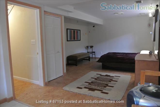 Large Private Master Bedroom Suite, Boulder Colorado Home Rental in Boulder, Colorado, United States 1