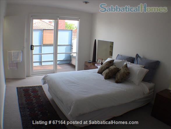 Very close to the city, parkland and public transport.  Home Rental in Clifton Hill, Victoria, Australia 5