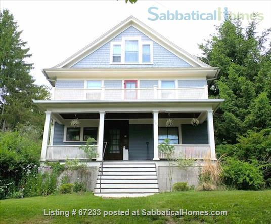 Available Fall 22: 4 blocks to Cornell & Belle Sherman School Home Rental in Ithaca, New York, United States 1