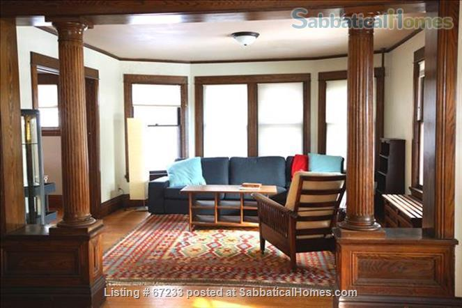 Available Fall 22: 4 blocks to Cornell & Belle Sherman School Home Rental in Ithaca, New York, United States 0