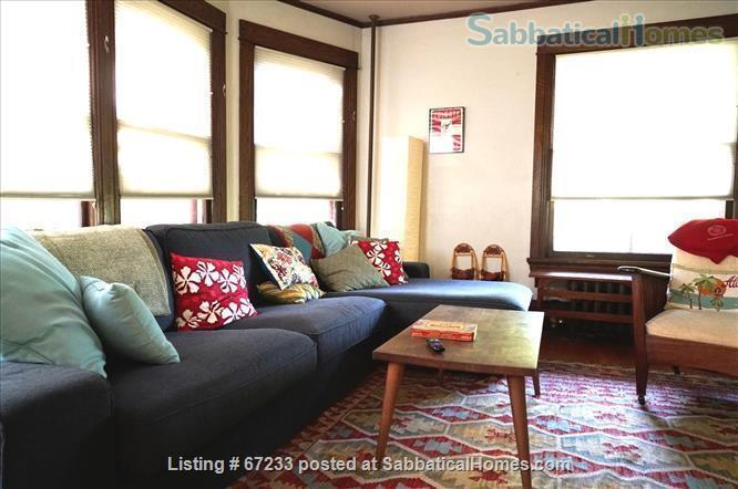 Available Fall 22: 4 blocks to Cornell & Belle Sherman School Home Rental in Ithaca, New York, United States 2