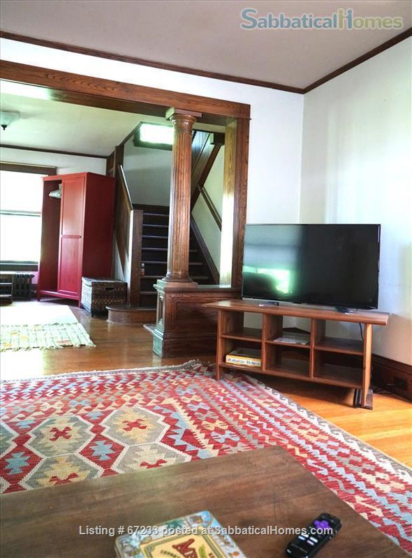 Available Fall 22: 4 blocks to Cornell & Belle Sherman School Home Rental in Ithaca, New York, United States 4