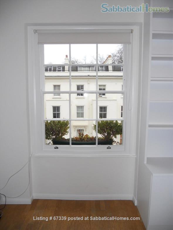 Light,  spacious, central London 2-floor apartment.  Superb transport links. Home Rental in London, England, United Kingdom 9
