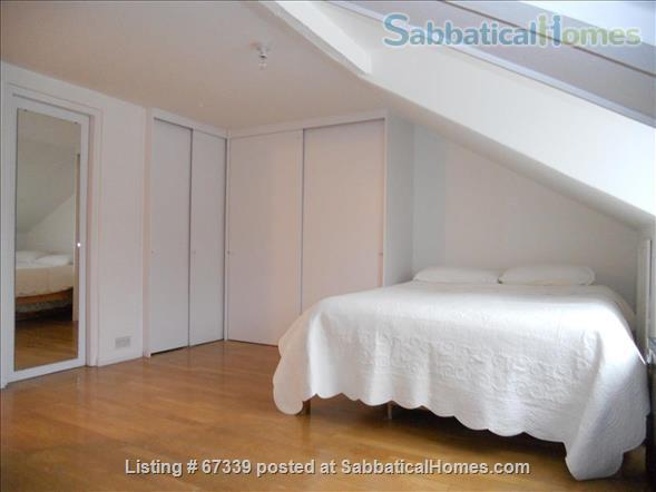 Airy 2-floor flat near Hyde Park, gym, pool, shops & great transport links Home Rental in Greater London, England, United Kingdom 4