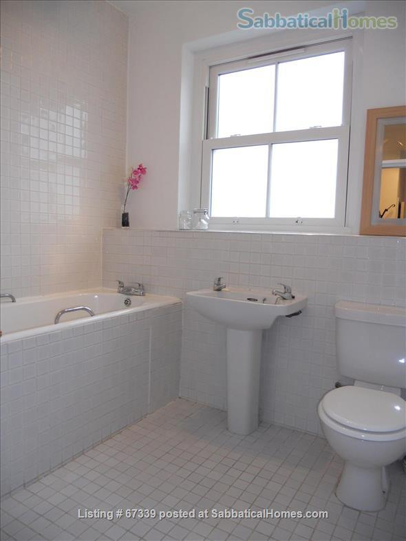 Light,  spacious, central London 2-floor apartment.  Superb transport links. Home Rental in London, England, United Kingdom 5