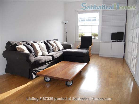 Light,  spacious, central London 2-floor apartment.  Superb transport links. Home Rental in London, England, United Kingdom 7
