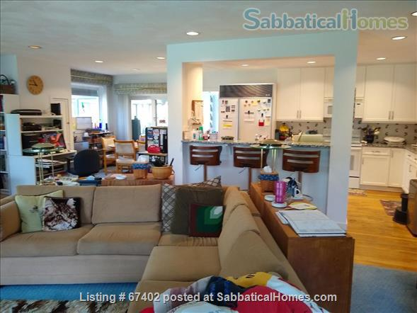 Furnished Private Rooms in Luxury Home (also Private 2-bedroom Suite) Home Rental in Lexington, Massachusetts, United States 2