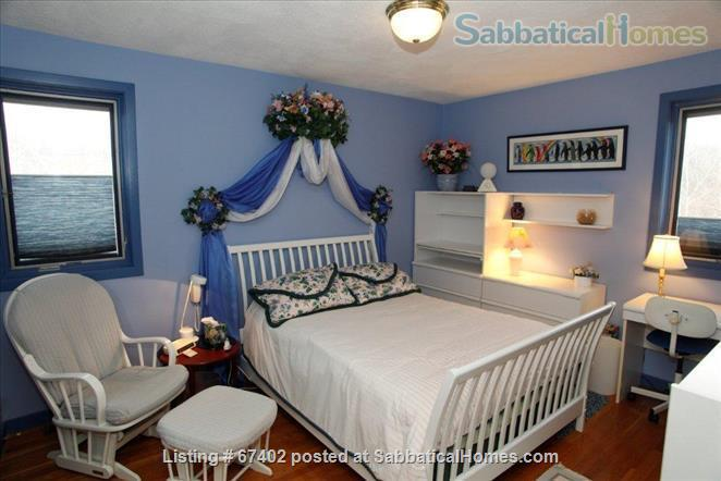 Furnished Private Rooms in Luxury Home (also Private 2-bedroom Suite) Home Rental in Lexington, Massachusetts, United States 7