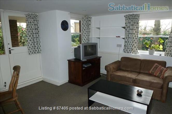One bedroom flat in Hampstead, London UK Home Rental in London, England, United Kingdom 1