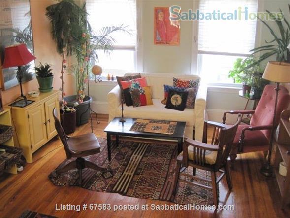 Sunny, quiet 2-bedroom apartment in top floor of Somerville Victorian. Home Rental in Somerville, Massachusetts, United States 1