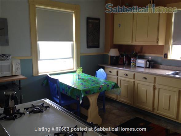 Sunny, quiet 2-bedroom apartment in top floor of Somerville Victorian. Home Rental in Somerville, Massachusetts, United States 2