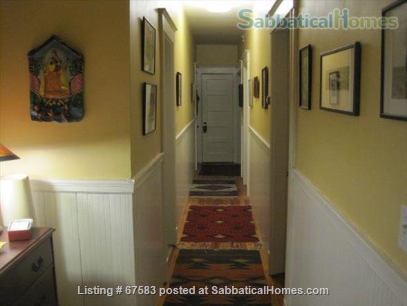 Sunny, quiet 2-bedroom apartment in top floor of Somerville Victorian. Home Rental in Somerville, Massachusetts, United States 3