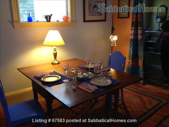 Sunny, quiet 2-bedroom apartment in top floor of Somerville Victorian. Home Rental in Somerville, Massachusetts, United States 6