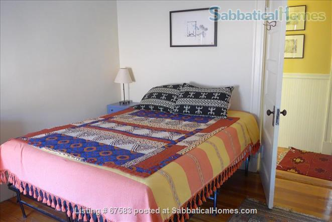 Sunny, quiet 2-bedroom apartment in top floor of Somerville Victorian. Home Rental in Somerville, Massachusetts, United States 7