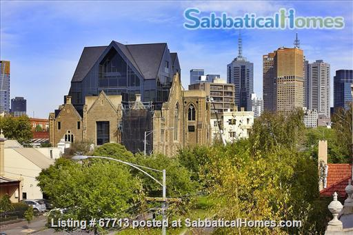 East Melb 1bed apt - Walk to Melb U and CBD  Home Rental in East Melbourne, VIC, Australia 9