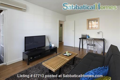 East Melb 1bed apt - Walk to Melb U and CBD  Home Rental in East Melbourne, VIC, Australia 4