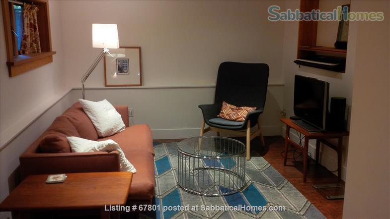 West Point Grey Garden Suite near beach and UBC Home Rental in Vancouver, British Columbia, Canada 3