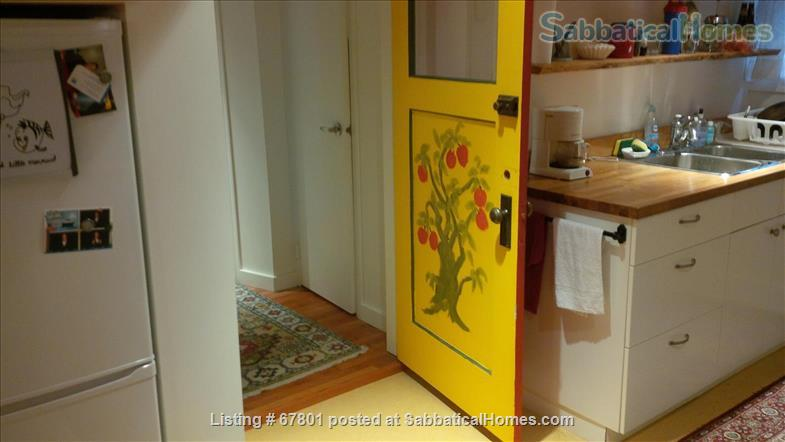 West Point Grey Garden Suite near beach and UBC Home Rental in Vancouver, British Columbia, Canada 4