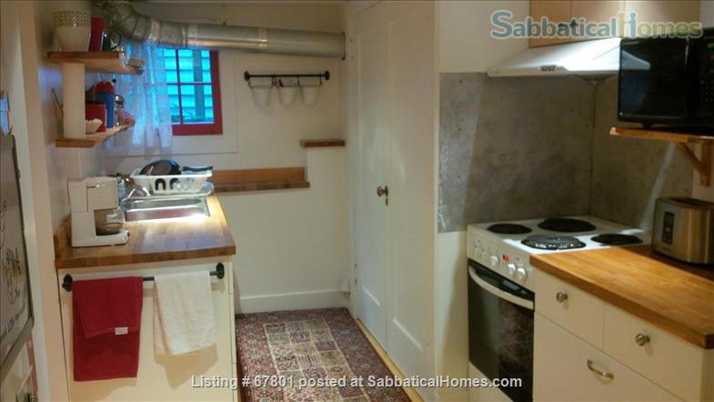 West Point Grey Garden Suite near beach and UBC Home Rental in Vancouver, British Columbia, Canada 0