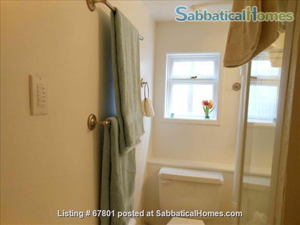 West Point Grey Garden Suite near beach and UBC Home Rental in Vancouver, British Columbia, Canada 6