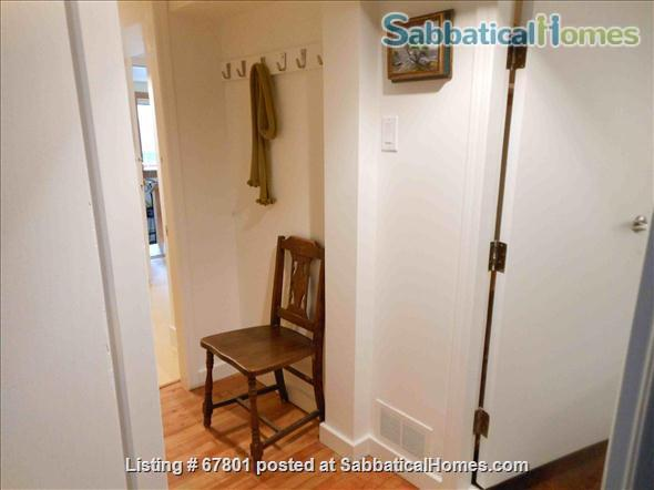 West Point Grey Garden Suite near beach and UBC Home Rental in Vancouver, British Columbia, Canada 7